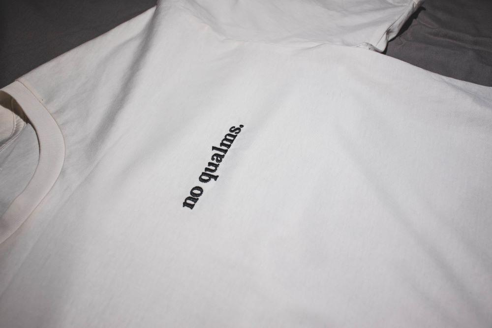 No Qualms Close Up - Tee Shirt